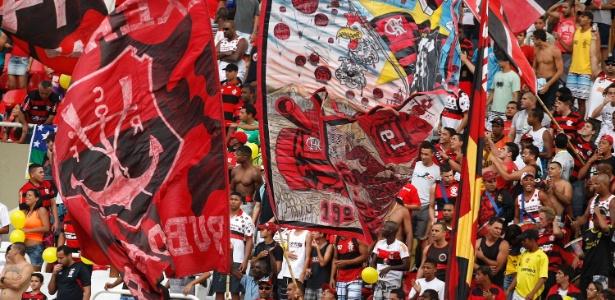 Torcida do Flamengo é a maior do mundo, aponta estudo argentino - Marcelo de Jesus/UOL