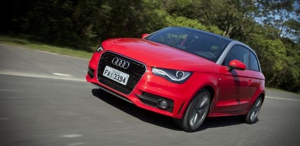 Audi A1 Sport: o motor 1.4 é o mesmo, mas sobrealimentação dupla aumenta fúria do pequeno - Divulgação
