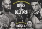 Quem vencerá a luta principal do UFC 152, neste sábado? - Divulgação/UFC