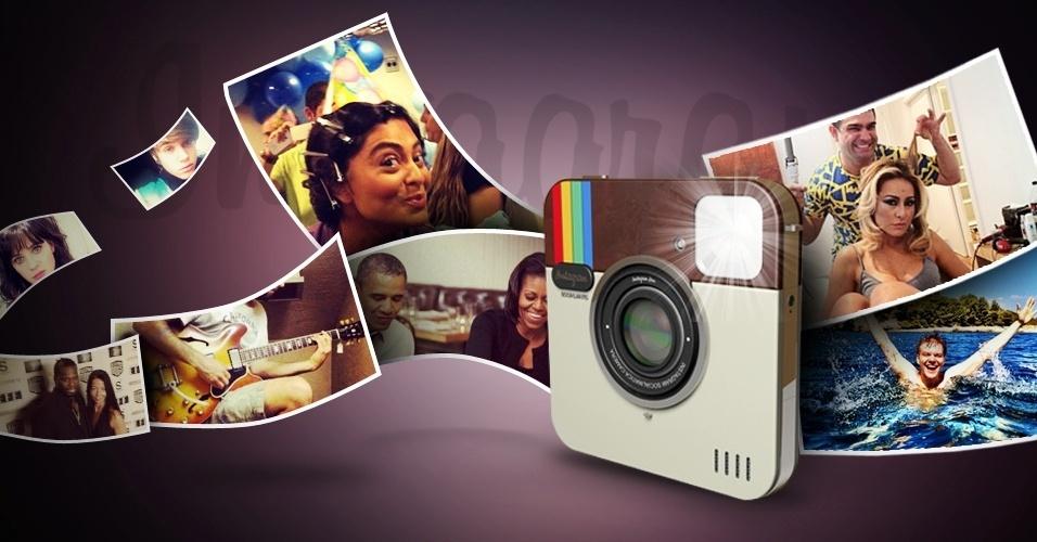 Celebridades adotam rede social Instagram para revelar sua intimidade; veja quem usa