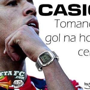 Corneta FC: Luís Fabiano agora é garoto-propaganda de marca de relógio
