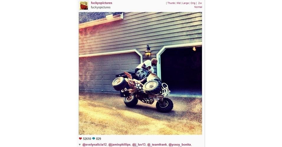Famosos instagram