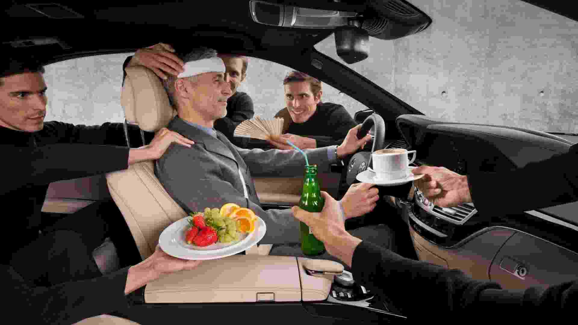 """Conceito de """"conforto ativo"""" cresce entre as marcas: motoristas relaxados reagem melhor em situações de risco - Divulgação"""