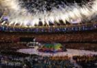 Show de oito minutos vai marcar passagem da bandeira paraolímpica de Londres para o Rio - Gareth Copley/Getty Images
