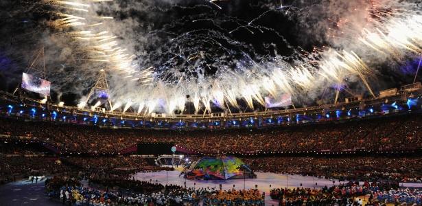 Estádio Olímpico de Londres será o palco da cerimônia de encerramento dos Jogos Paraolímpicos