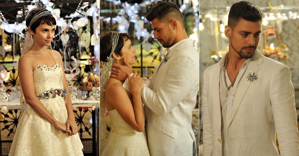 Casamento de Nina e Jorginho em