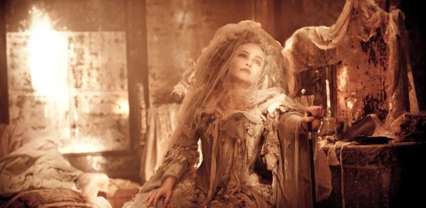 """Helena Bonham Carter em """"Grandes Esperanças"""" (2012)"""