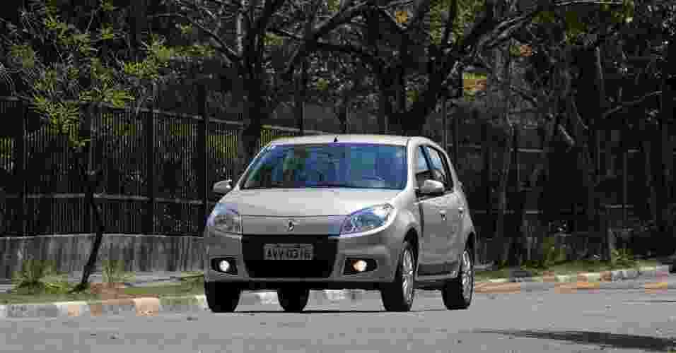 Renault Sandero Privilège 1.6 8V Hi-power 2013 - Murilo Góes/UOL