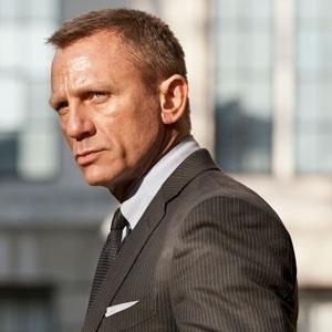 """Daniel Craig como James Bond em """"007 - Operação Skyfall"""" (2012)"""