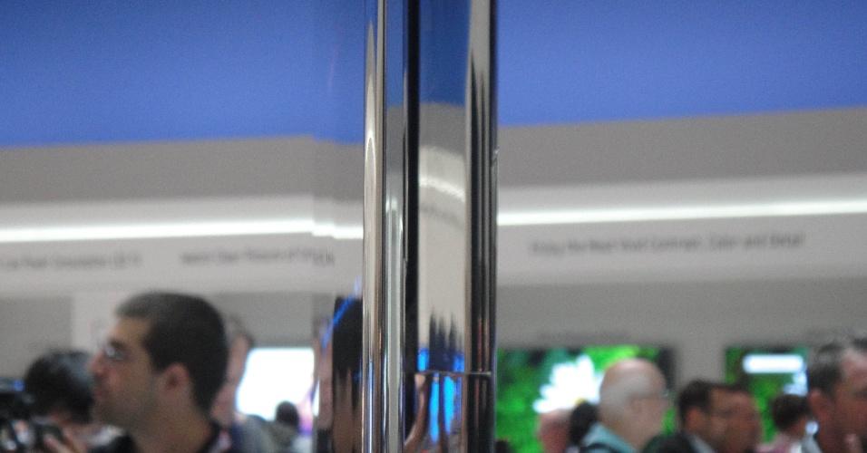 TV ES9500 tem 55 polegadas samsung