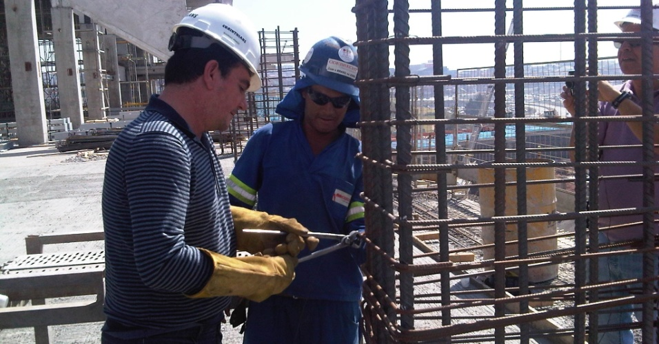Andrés Sanchez recebeu orientações de funcionários