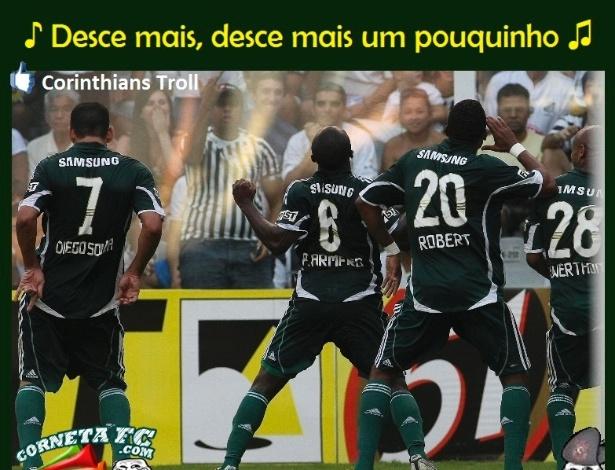 Corneta FC: Conheça o novo hit do Palmeiras