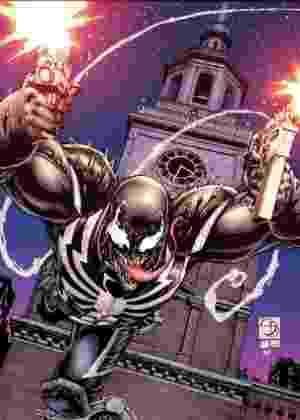 Venom se muda para Filadélfia e pode virar herói - AP