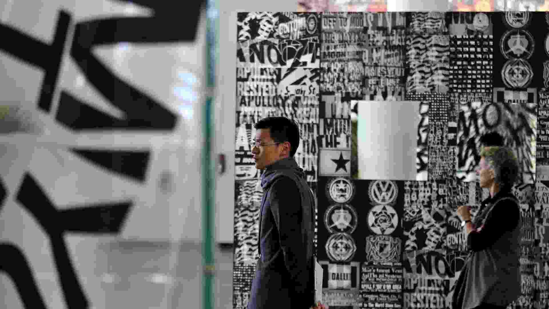 """A 30ª Bienal de Arte de São Paulo tem como tema """"A Iminência das Poéticas""""  - Leandro Moraes/UOL"""