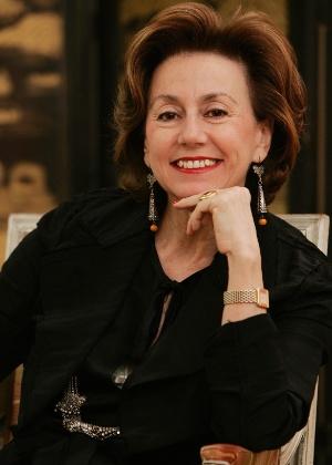 Elisabeth Ponsolle de Portes, presidente do Comité Colbert, associação francesa voltada para o mercado de luxo - Comité Colbert/Divulgação