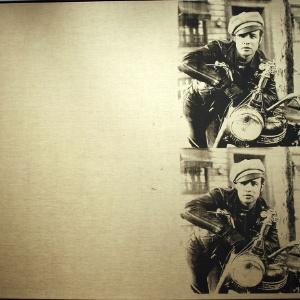 """A obra """"Marlon"""" de Andy Warhol, que pode ser vendida por U$ 20 mi em leilão  - Mario Tama/Getty Images"""