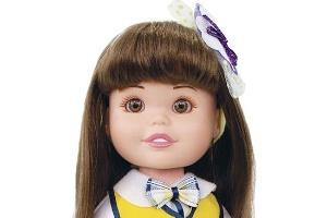 """Boneca da Maria Joaquina, de """"Carrossel"""""""