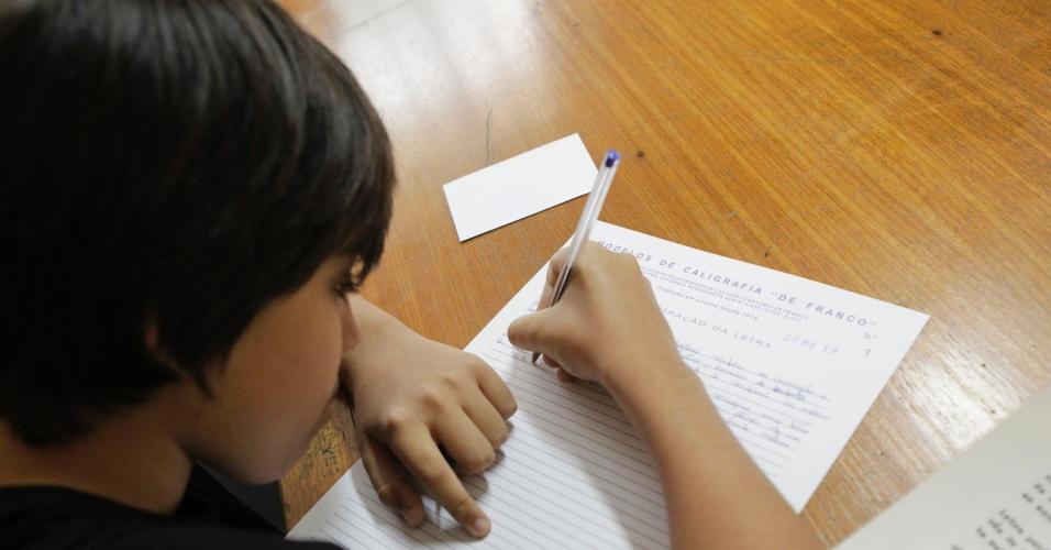 Escola de caligrafia De Franco
