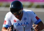 Zanardi vence mais uma e leva o segundo ouro nos Jogos Paraolímpicos de Londres - REUTERS/Andrew Winning