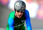Ciclista se chateia com repercussão de ida ao banheiro e diz que isso não o fez ficar sem medalha - Bruno de Lima/CPB