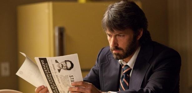 """Cena da versão cinematográfica de """"Argo"""", dirigida e protagonizada pelo ator americano Ben Affleck - Divulgação"""