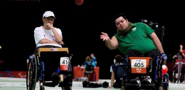 Brasileiro Dirceu Pinto conquistou duas medalhas de ouro na Paraolimpíada de Londres