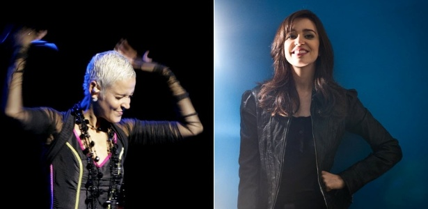 Cantora de fado Mariza e Roberta Sá fizeram show juntas no anos de Portugal no Brasil - AP/Folhapress