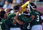 Brasil vence clássico com a Argentina dos pênaltis e pega a França na final do futebol de cinco - Bruno de Lima/CPB