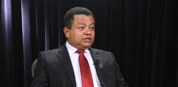 Márlon Reis é pré-candidato ao governo do Tocantins pela Rede, partido de Marina Silva