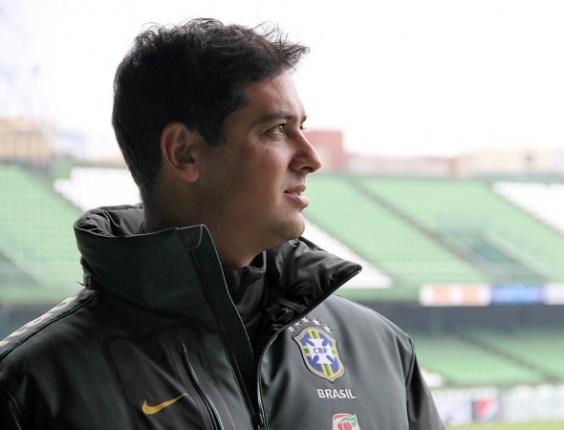Marquinhos Santos, novo treinador do Coritiba
