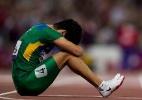 Yohansson Nascimento sente lesão na perna, cai e não termina prova dos 100m T46 - Marcio Rodrigues/CPB