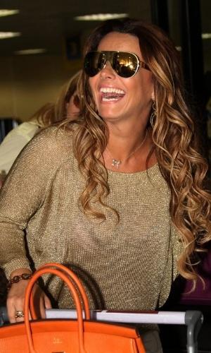 Pela vitória, Viviane Araújo recebeu R$ 2 milhões em prêmio (6/9/12)