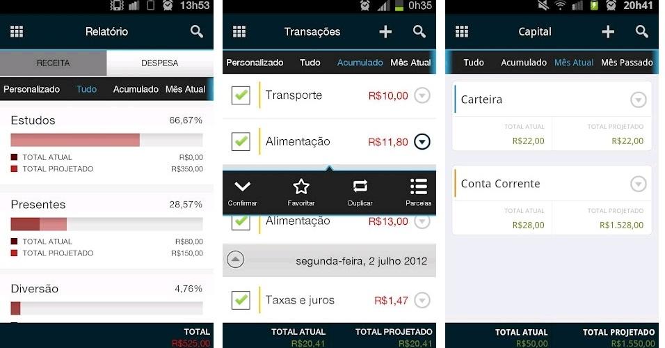 Quem tem muitas contas para pagar pode contar com a ajuda dos aplicativos para organizar a situação. Clique em 'Mais' e veja algumas sugestões de app