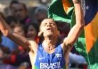 Brasileiro Tito Sena conquista medalha de ouro na maratona paraolímpica de Londres - Bruno de Lima/CPB
