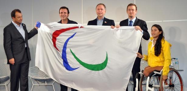 Comitê Paraolímpico Brasileiro cobrou maior participação da iniciativa privada e elogiou ajuda estatal