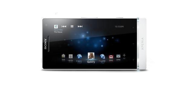 O Sony Xperia S tem preço sugerido de R$ 1.800, Android 2.3, e tela de 4,3 polegadas