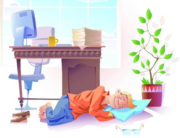 A procrastinação pode estar relacionada à insatisfação profissional - Thinkstock