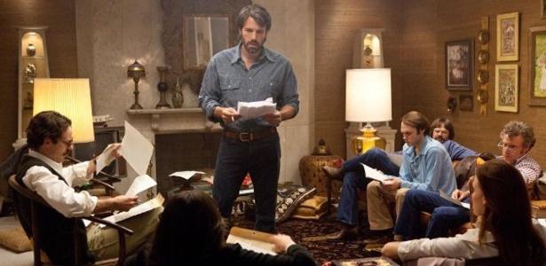 """Ben Affleck em cena de """"Argo"""", filme que aborda a Revolução Islâmica no Irã - Divulgação"""