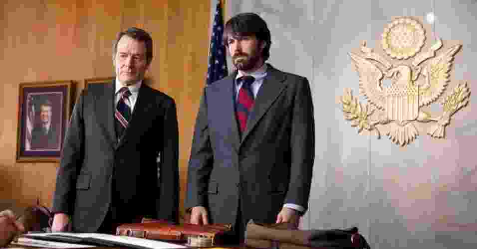 """Cena de """"Argo"""", filme dirigido e estrelado por Ben Affleck - Divulgação"""
