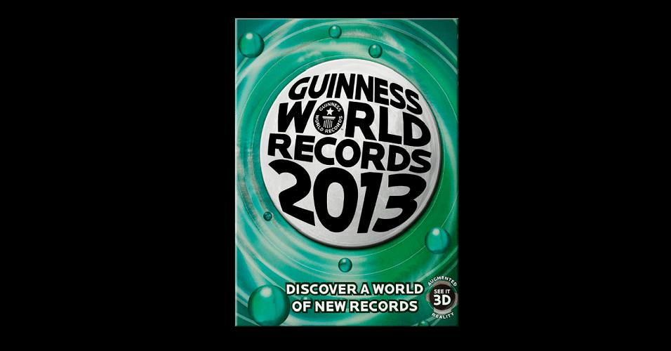 Guinness Book 2013, álbum de Tabloide
