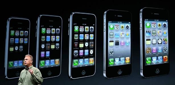Apple aumenta tela do iPhone 5 para 4 polegadas e possibilita conexão móvel 4G