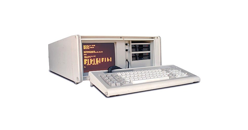Com 13 kg, o IBM 5155 foi lançado em 1984 como o ''computador pessoal portátil'' da fabricante americana. Seu gabinete trazia uma alça para facilitar o transporte. Eram duas peças: uma com monitor de 9 polegadas junto com a unidade de processamento e drivers de disquete e outra para o teclado. Já na configuração, o computador trazia ainda processador Intel 8088 de 4,77, como o IBM PC, mas mais memória RAM (256 kB). O computador é vendido em sites de leilão por até US$ 225 (cerca de 454)