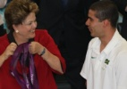 Dilma recebe medalhistas olímpicos e paraolímpicos