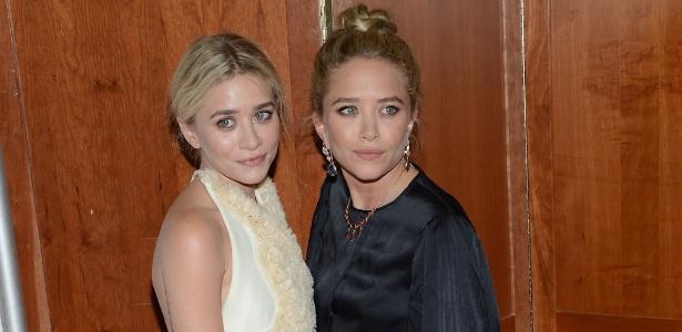 A nova fragrância das irmãs Olsen, sob a marca Elizabeth and James, chega às prateleiras em 2013 - Getty Images
