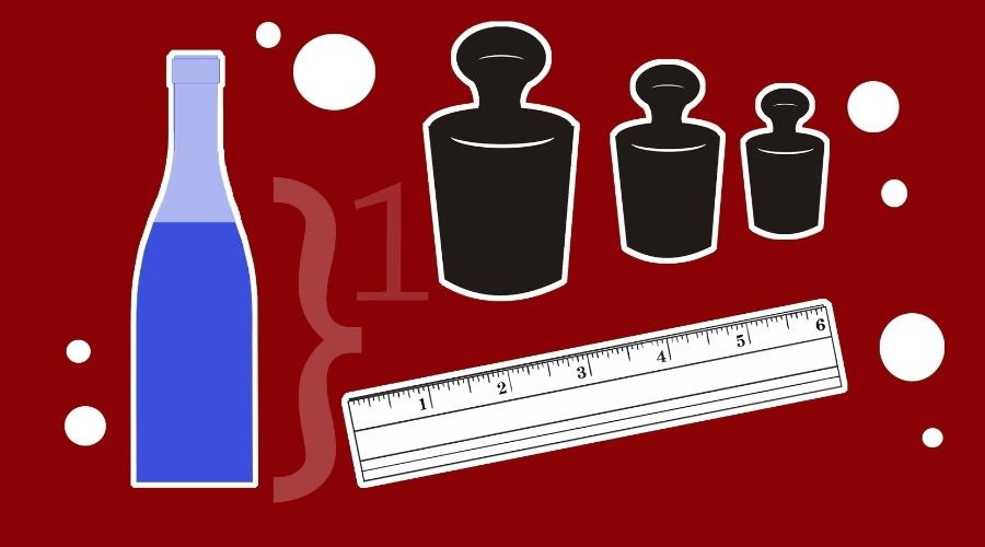 Uma embalagem de 1 litro de leite mede aproximadamente 25 cm x 7,1 cm x 7,1 cm. Sabendo que num copo americano cabem cerca de 250 cm3 de líquido, quantos copos poderemos tomar comprando 2 litros de leite? Aprenda a medir volumes a partir de uma noção bem simples: um cubo.