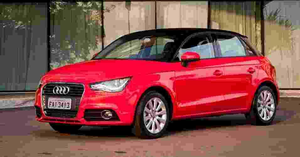 Audi A1 Sportback chega ao Brasil para aumentar as vendas de 100 para 180 unidades por mês - Divulgação