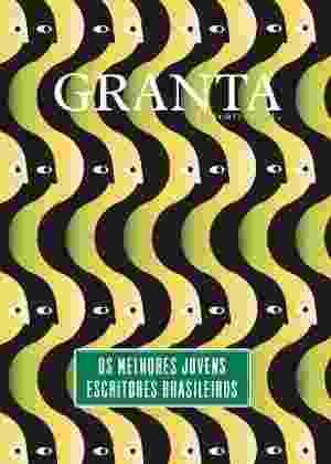 """Capa da edição nacional da revista """"Granta"""" - Reprodução"""