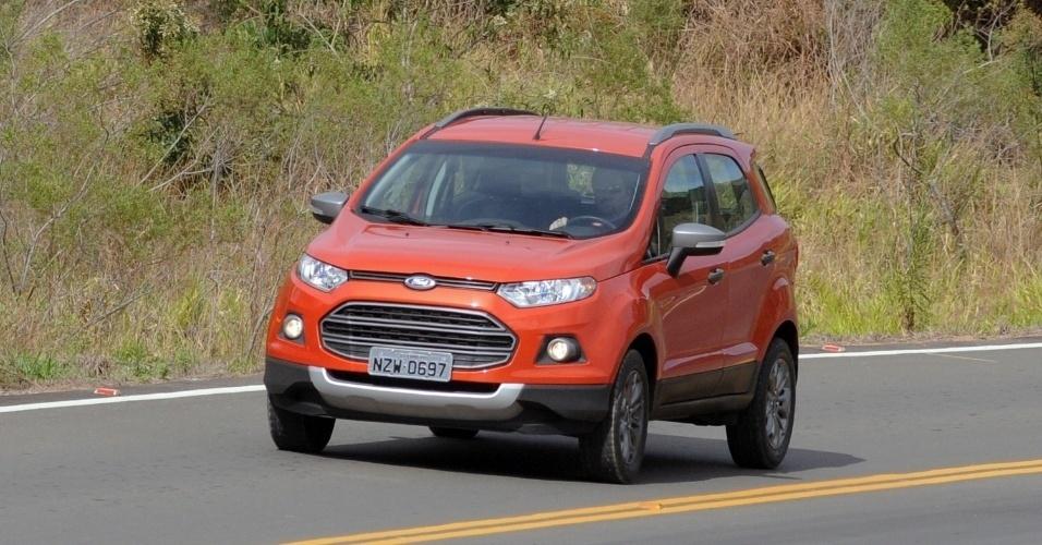 Ford EcoSport renasce em fase global da marca; conheça a versão Freestyle 1.6
