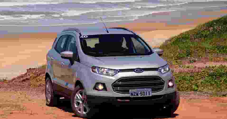 Ford EcoSport Titanium 2.0 - Murilo Góes/UOL