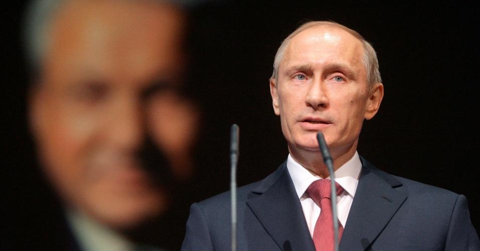 Primeiro-ministro da Rússia, Vladimir Putin